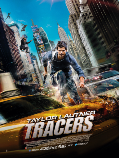 tracers affiche