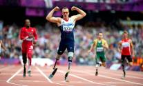 Jeux 2012, Richard White Source : lepoint.frheaud remporte l'or sur le 200m T42